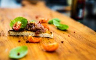 Kulinarični teambuilding Primož Kreft Gastrofuzija