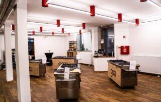 Primož Kreft je odprl prostor za najem v kulinaričnem centru Gastrofuzija
