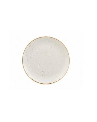 Churchill Stonecast plitvi ječmenasto bel krožnik (29 cm)