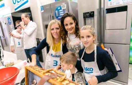 Beko pekatlon - kulinarična delavnica