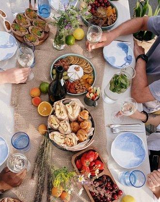 kuharski tečaji v Ljubljani - zabava v predpasnikih