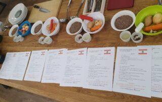 Osnovne sestavine libanonske kuhinje