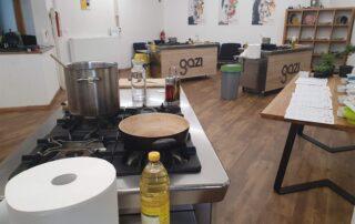 Kulinarični center v Ljubljani znova odprt za kuharske tečaje