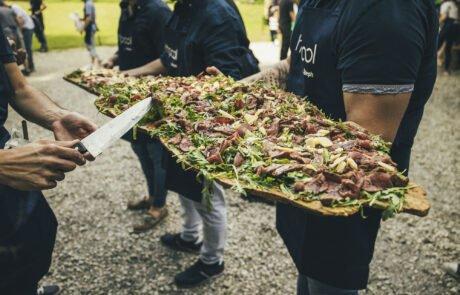 team building ideje - kulinarično doživetje za zaposlene