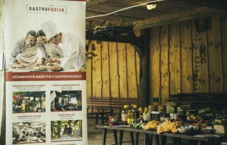 Gastrofuzija - organizacija kulinaričnih teambuildingov za podjetja