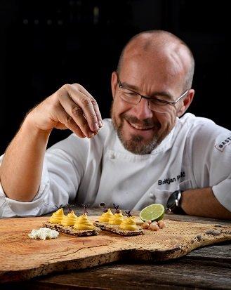 boštjan palčič - kulinarični tečaj italijanske kuhinje
