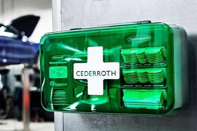 cederroth omarice in dispenzerji prva pomoč