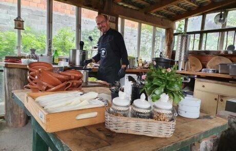 kulinarični teambuilding v Ljubljani