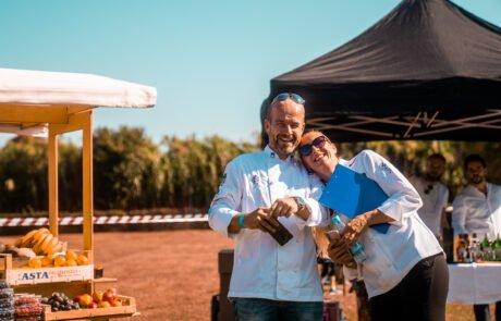 boštjan palčič - kulinarični team building na morju