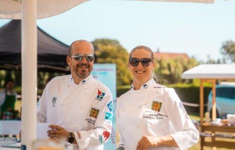 boštjan palčič - poletni kulinarični teambuilding