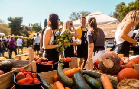 kulinarično doživetje za povezovanje zaposlenih